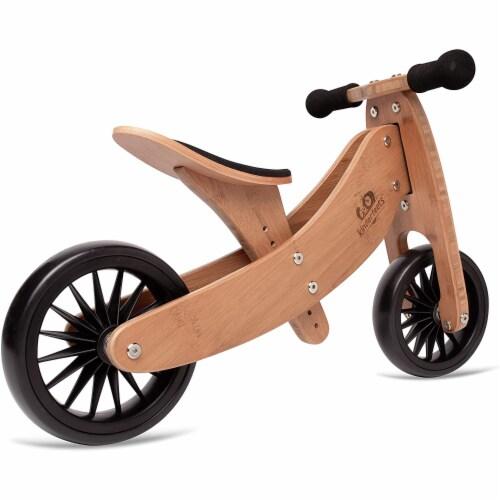 Kinderfeets Kid's Riding Toy Bundle w/Adjustable Helmet & Tiny Tot Balance Bike Perspective: bottom