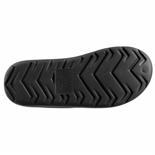 Totes Men's Ara Sport Slide - Black Perspective: bottom