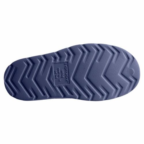 Totes Kid's Eyelet Sneaker - Navy Blue Perspective: bottom