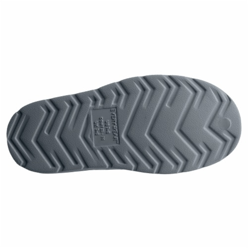 Totes Kid's Eyelet Sneaker - Mineral Perspective: bottom
