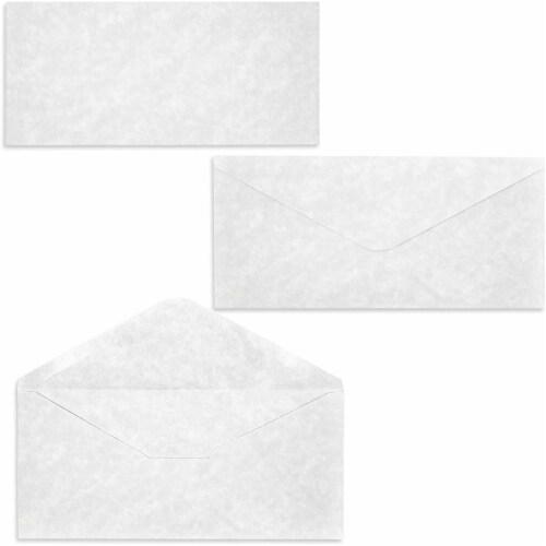 Juvale Parchment Paper Envelopes (48 Count), Gray Perspective: bottom