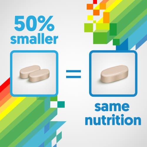 Centrum® Men's 50+ Multi-Vitamin Tablets Perspective: bottom