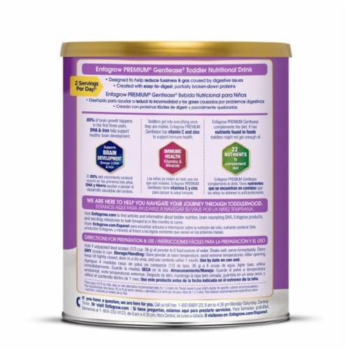 Enfagrow Premium Gentlease Toddler Nutritional Drink Perspective: bottom