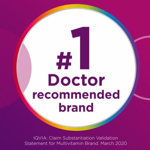 Centrum® Women Multivitamin/Multimineral Supplement Tablets Perspective: bottom