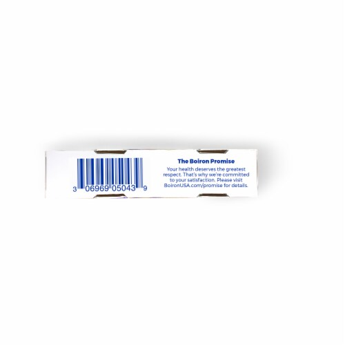 Boiron Arnica 30X Pain Relief Pellets Perspective: bottom