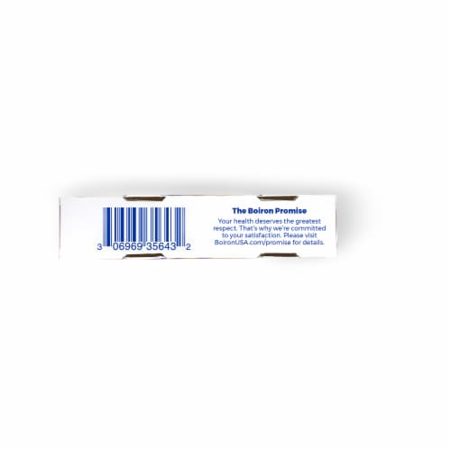 Boiron Thuja Occidentalis 30C Wart Removal Pellets Perspective: bottom