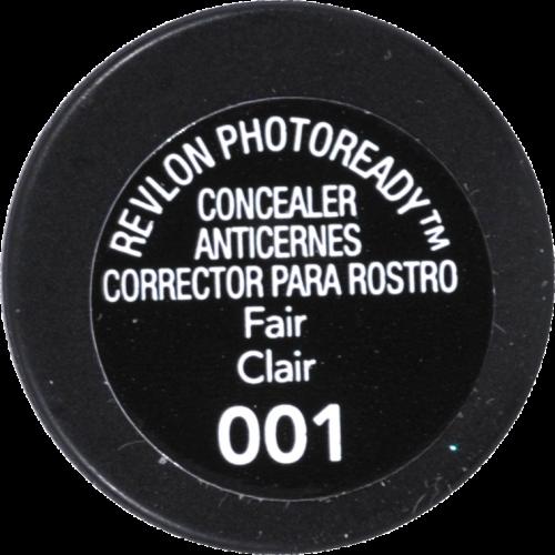 Revlon PhotoReady 001 Fair Concealer Perspective: bottom
