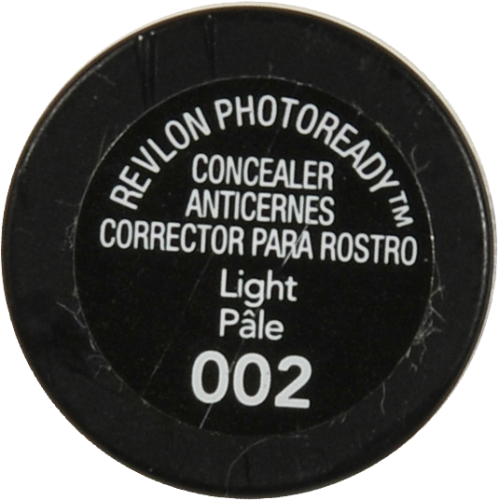 Revlon PhotoReady 002 Light Concealer Perspective: bottom