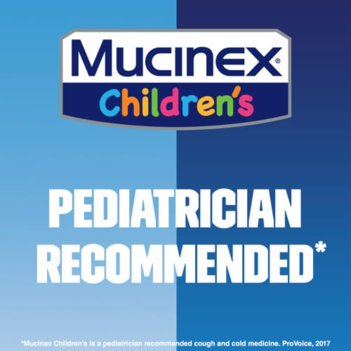 Mucinex Children's Multi-Symptom Day & Night Cold Relief Liquid Perspective: bottom