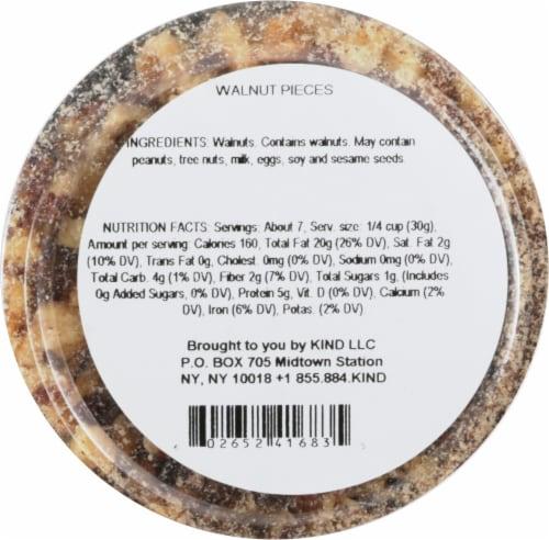 KIND® Walnut Pieces Perspective: bottom