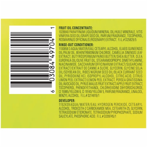 Garnier® Nutrisse® Ultra Coverage 630 Toffee Nut Hair Color Perspective: bottom