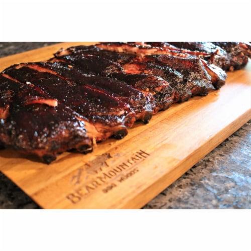Bear Mountain BBQ Premium All-Natural Hardwood Hickory BBQ Smoker Pellets, 40 lb Perspective: bottom