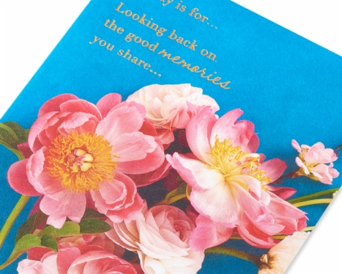 American Greetings #52 Anniversary Card (Good Memories) Perspective: bottom