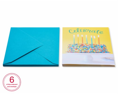 American Greetings #32 Birthday Cards (Celebrate) Perspective: bottom