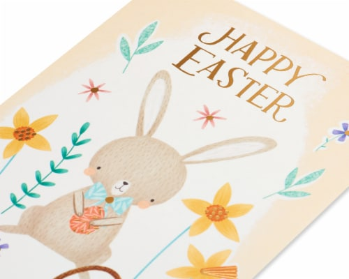American Greetings #54 Easter Cards (Easter Bunny) Perspective: bottom