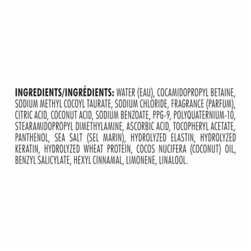 Nexxus® Silicone & Paraben-Free Clean & Pure Nourishing Shampoo Perspective: bottom