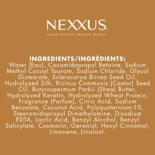 Nexxus® Sulfate-Free Curl Define Strengthening Shampoo with ProteinFusion for Curly & Coily Hair Perspective: bottom