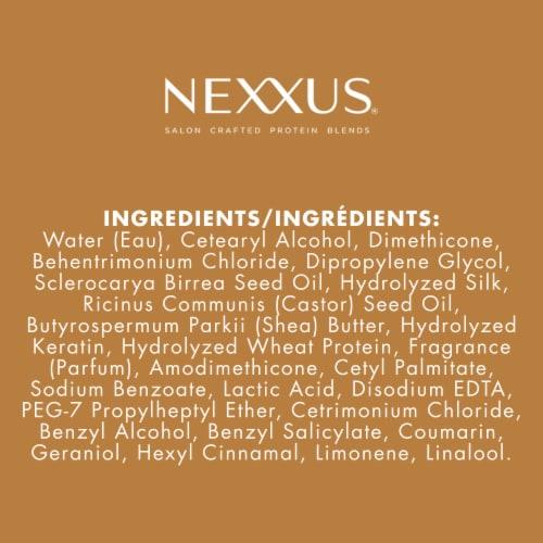 Nexxus Curl Define Conditioner Perspective: bottom