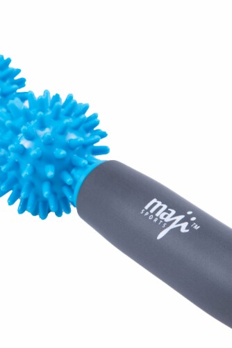Trigger point therapy roller stick Perspective: bottom