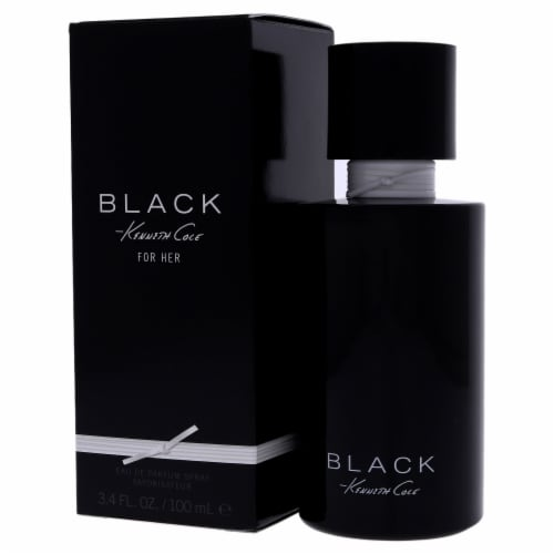 Kenneth Cole Black by Kenneth Cole for Women - 3.4 oz EDP Spray Perspective: bottom