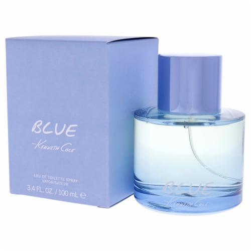 Kenneth Cole Kenneth Cole Blue EDT Spray 3.4 oz Perspective: bottom