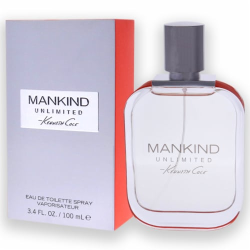 Kenneth Cole Mankind Ultimate EDT Spray 100ml/3.4oz Perspective: bottom