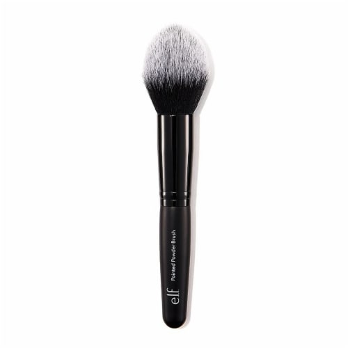e.l.f. Pointed Powder Brush Perspective: bottom