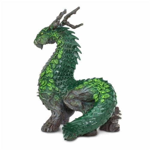 Jungle Dragon Toy Perspective: bottom
