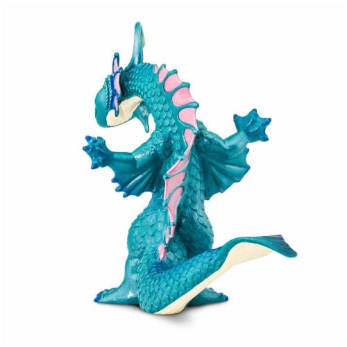 Ocean Dragon Toy Perspective: bottom
