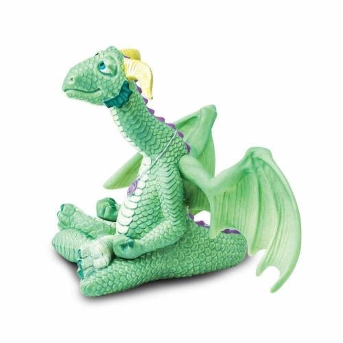 Safari 10153 Peace Dragon Figurine, Multi Color Perspective: bottom