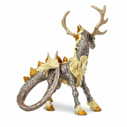 Stag Dragon Toy Perspective: bottom
