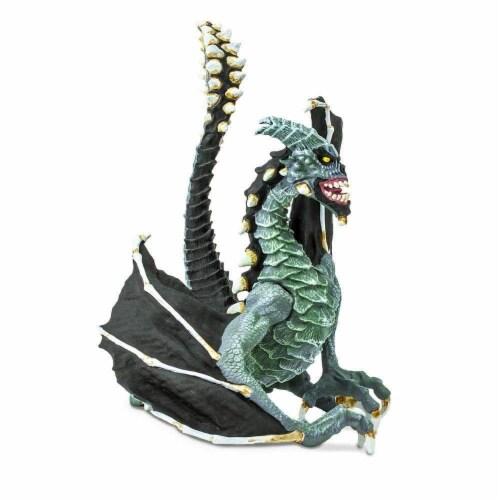 Safari 10166 Sinister Dragon Figurine, Multi Color Perspective: bottom