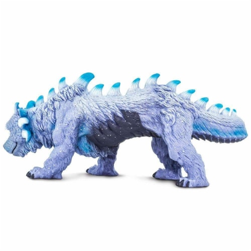 Arctic Dragon Toy Perspective: bottom