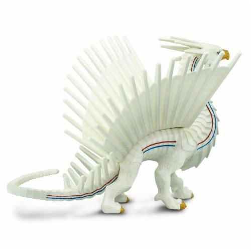 Safari 100252 Freedom Dragon Figurine, Multi Color Perspective: bottom