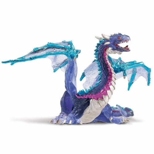 Cloud Dragon Toy Perspective: bottom