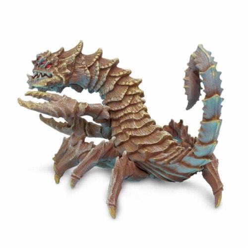 Desert Dragon Toy Perspective: bottom