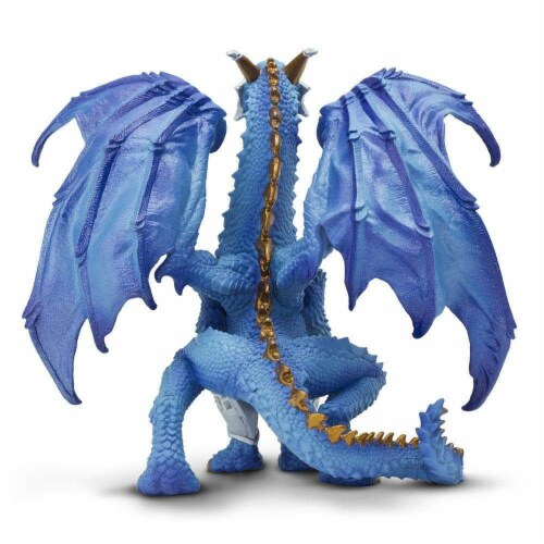 Guardian Dragon Toy Perspective: bottom