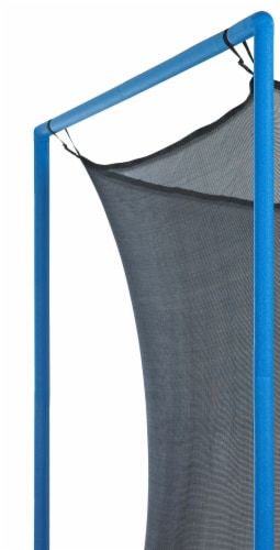 Trampoline Replacement Enclosure Net, Fits For 14 FT. Round Frames, Net Only Perspective: bottom