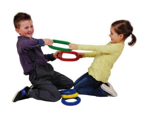 Gymnic Aku Textile Ring - Green Perspective: bottom