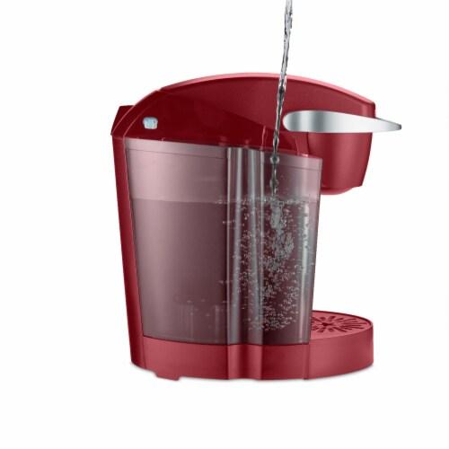 Keurig® K-Select Single Serve Coffee Maker - Vintage Red Perspective: bottom