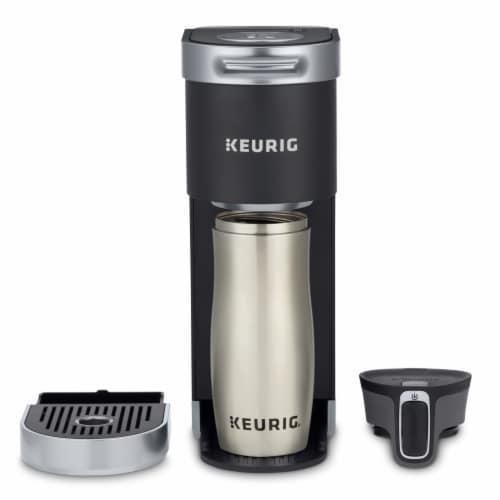 Keurig® K-Mini Plus Single Serve Coffee Maker - Matte Black Perspective: bottom