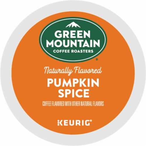 Green Mountain Coffee® Limited Edition Pumpkin Spice Coffee K-Cup Pods Perspective: bottom