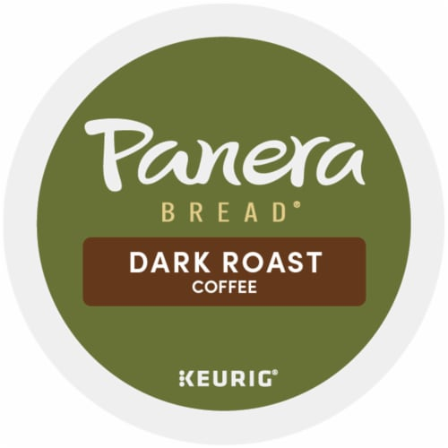 Panera Bread at Home Dark Roast Coffee K-Cup Pods Perspective: bottom