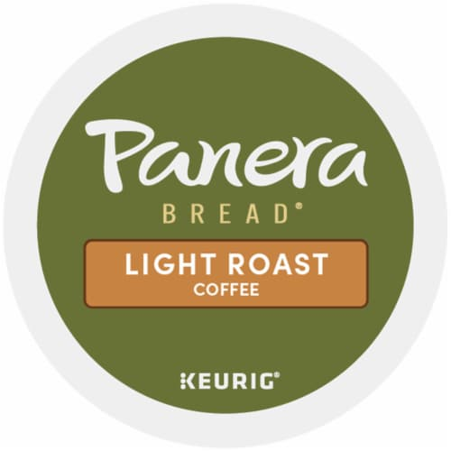 Panera Bread® at Home Light Roast Coffee K-Cup Pods Perspective: bottom