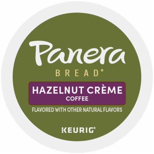Panera Bread® at Home Hazelnut Creme Coffee K-Cup Pods Perspective: bottom