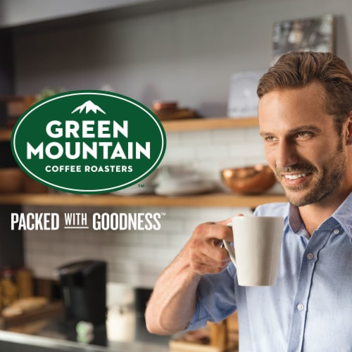 Green Mountain Coffee Limited Edition Maple Pecan Coffee K-Cup Pods Perspective: bottom