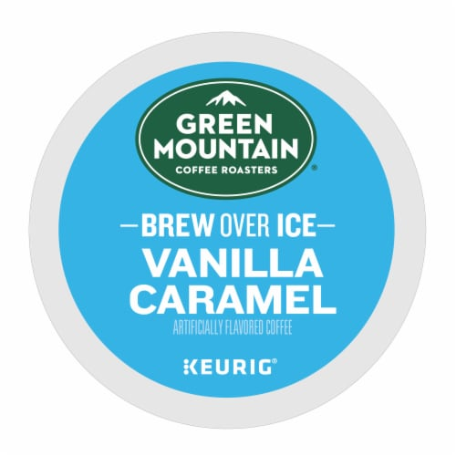 Green Mountain Coffee Roasters Brew Over Ice K-Cup Pods Perspective: bottom