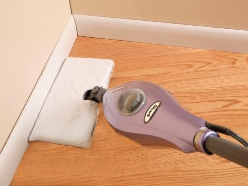 Shark® Steam Pocket Steam Mop - Purple Perspective: bottom