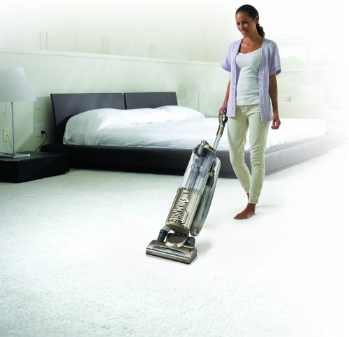 Shark® NV42 Navigator Deluxe Upright Vacuum Perspective: bottom