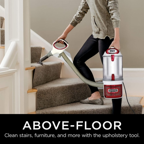 Shark® Rotator Pro Lift-Away Vacuum Perspective: bottom